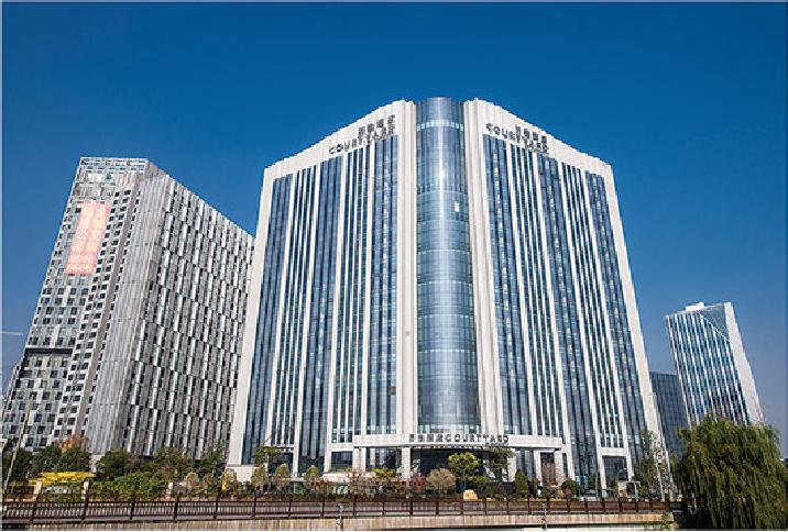 泰州万怡酒店装饰工程