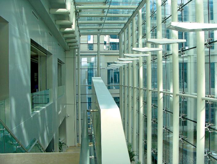 中航民用航空电子产业园建设项目一期工程101号楼装饰工程