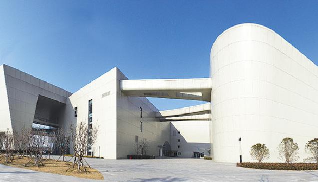 中国医药城会展交易中心幕墙工程