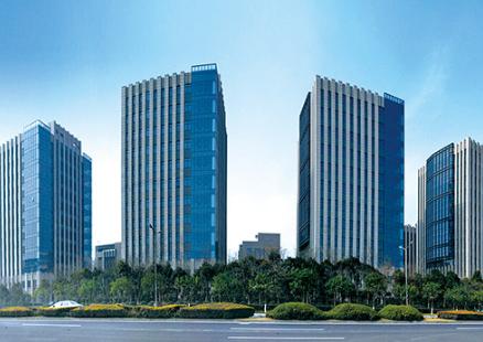 上海华虹NEC电子有限公司华虹创新园二期幕墙工程