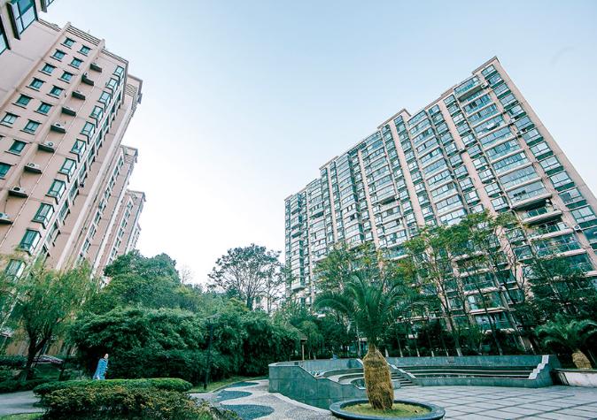 上海花木老集镇幕墙工程
