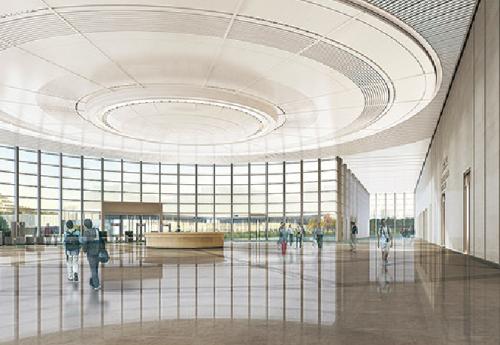 南通国际会展中心装饰工程