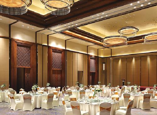 西双版纳万达洲际假日酒店装饰工程