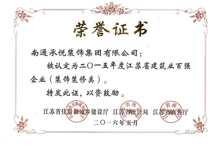 2015省百强