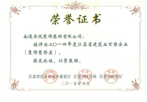2014省百强